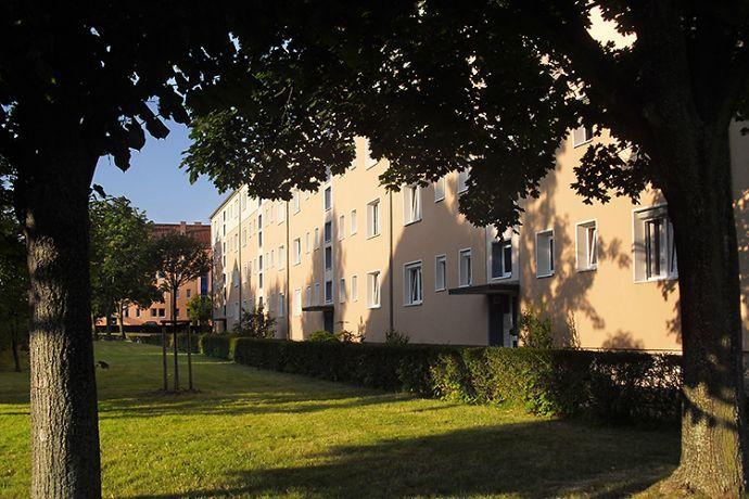 Schöne kleine 4-Raum-Wohnung mit Balkon Nähe Stadtzentrum, Großenhain Nord