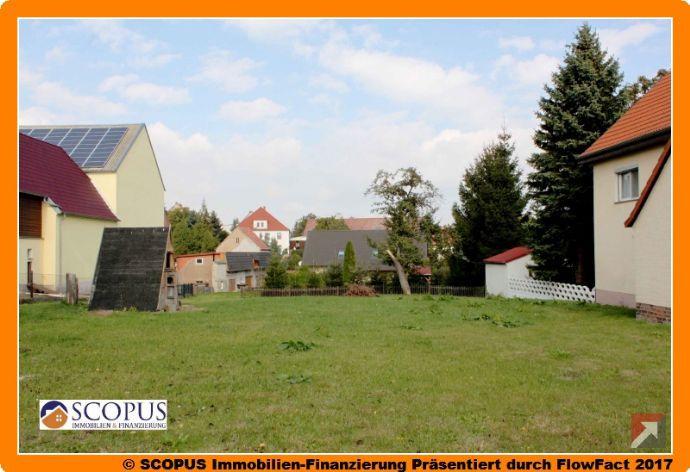 Bauträgerfei in ländlicher Umgebung 5 km von Riesa entfernt