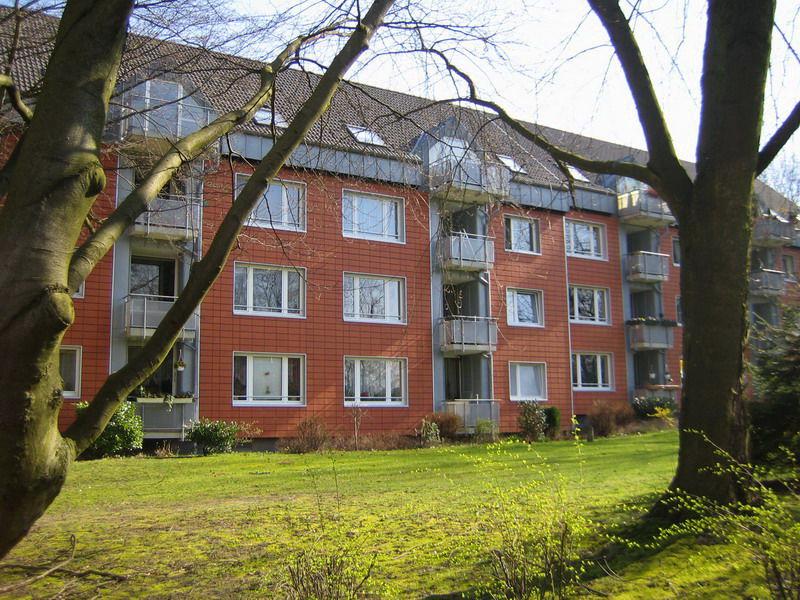 WOHNBAU GMBH4-Zimmer-Wohnung in Hamburg - Rahlstedt
