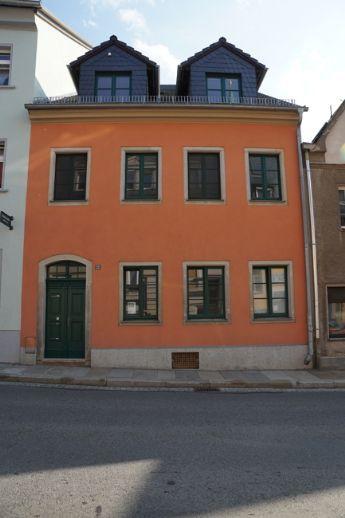 Wunderschön sanierte Maisonettewohnung in Pulsnitz! 170 Qm laden zum Familienleben ein!