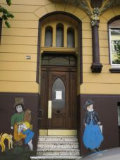 Ruhige 2-Zimmerwhg. W´ptal Nordstadt gern an ältere ruhige Mieter Hochparterre