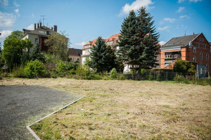 Grundstück in sonniger und ruhiger Wohnanlage