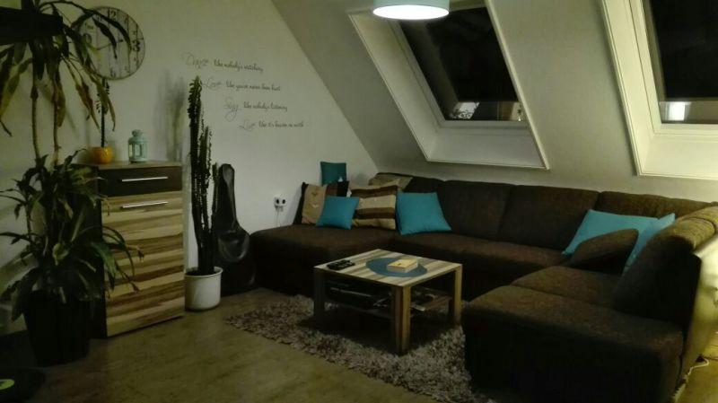 Sehr schöne, gut geschnittene 2-Zimmer-Wohnung mit exklusievem Bad in D-Pempelfort