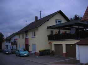 Dachgeschosswohnung in Loffenau