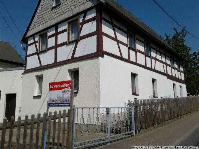 Herrliches Fachwerkhaus in einer ländlichen Wohnlage von Bad Schandau sucht neue Eigentümer!
