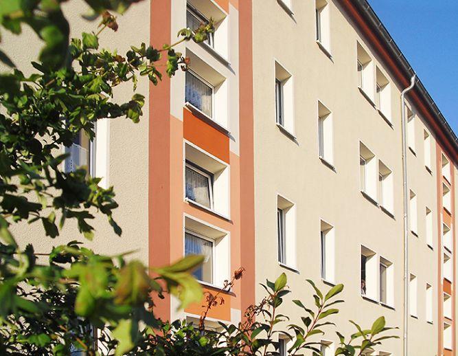 Schöne 2-Raum-Wohnung mit Balkon Nähe Stadtzentrum, Großenhain