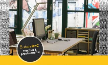 Top Arbeitsplätze im hochmodernen Atelier im Loft-Stil in ...