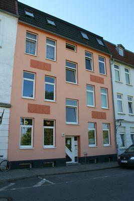 Etagenwohnung in Wismar  - Wismar-Ost