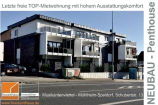 Dachgeschosswohnung in Mülheim  - Speldorf