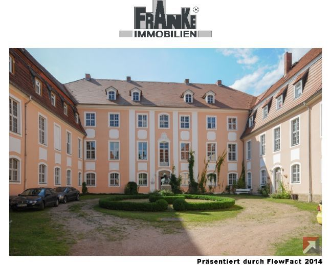 Reichstädt - Familienfreundliche Wohnung im Schloss