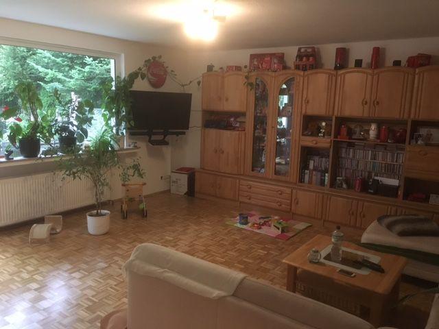 Schicke 3,5 Raum Wohnung mit Balkon in ruhiger Lage