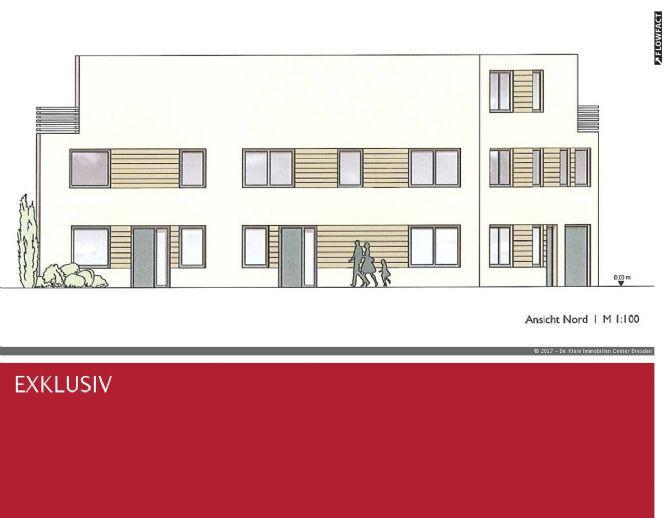 +BAUSTART+ Moderne Maisonette mit großer Dachterrasse !