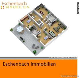 Etagenwohnung in Würzburg  - Steinbachtal