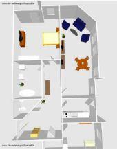 3-Raumwohnung in 02763 Zittau zu verkaufen