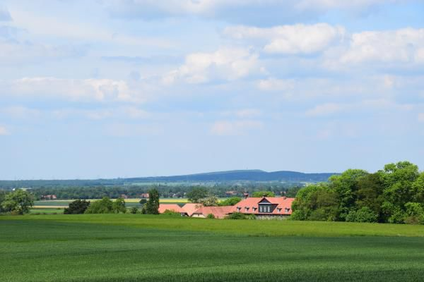 Landgut und ca. 60 ha Acker, Wald und Wiese - bei Dresden