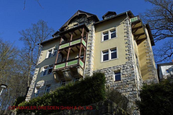 Traumblick zur Festung Königstein! EBK, Balkon, Wanne! Eigennutz*Ferienwohnung*Anlage! www.cmdd.de