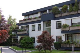 Penthouse in Hamburg  - Marienthal