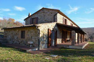 Bauernhaus in Montieri
