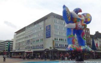 Bürofläche in Duisburg  - Dellviertel