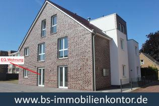 Erdgeschosswohnung in Oldenburg  - Bürgerfelde