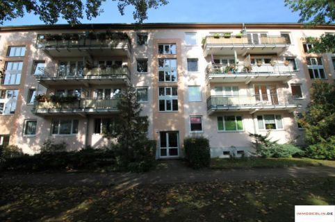 IMMOBERLIN: Vermietete Wohnung in bestem Zustand und beliebter Lage