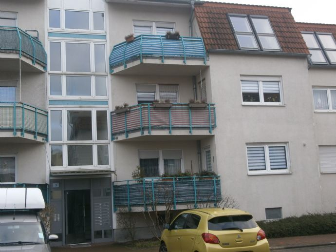 Gepflegte Wohnung mit Balkon!