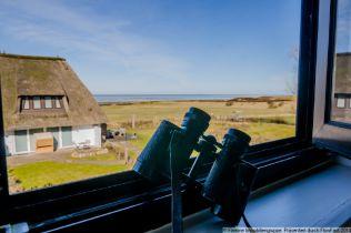 Dachgeschosswohnung in Sylt  - Morsum