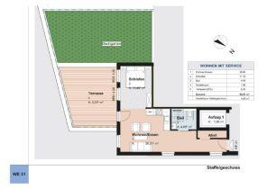 Dachgeschosswohnung in Stockelsdorf  - Stockelsdorf