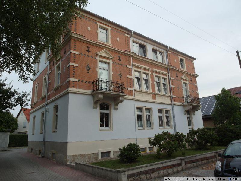 SONNIG !!! 2-Zimmer-Altbau-WE in DD-Meusslitz, Laminat u. Duschbad