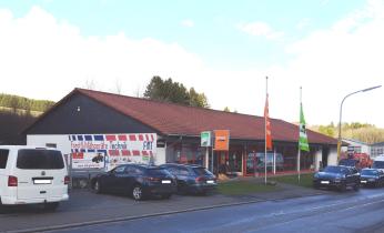 Wohn- und Geschäftshaus in Nonnweiler  - Otzenhausen
