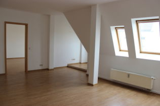 Dachgeschosswohnung in Forst  - Forst-Stadt