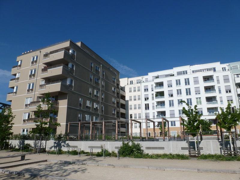 WOHNBAU GMBHDusch- und Wannenbad, G-WC, Parkett, Fußbodenheizung, EBK, Neubau am Park nähe Potsdamer Platz