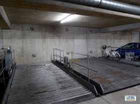 Duplex-Tiefgaragenstellplatz in Erding  - Erding