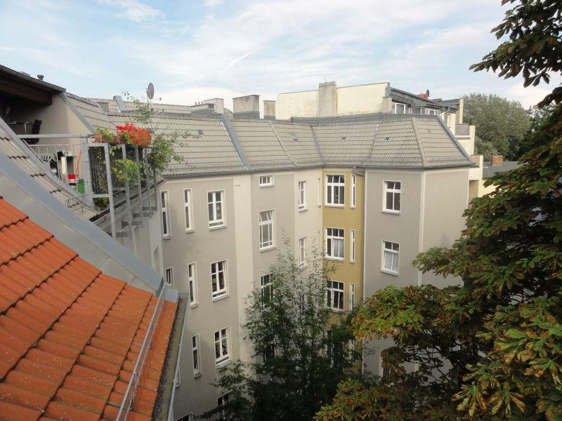Sanierte Pärchen/ Dachgeschlosswohnung unweit von S-Bahn Schönholz