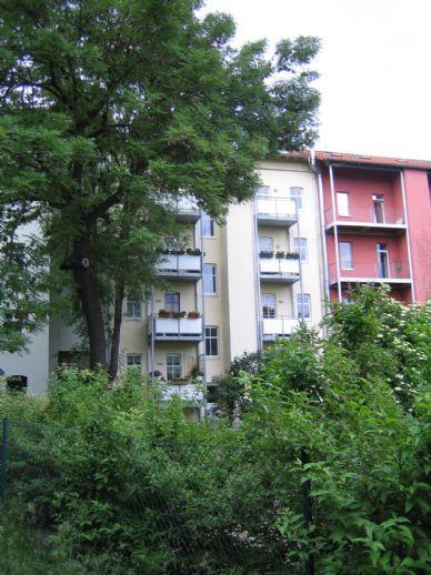2 ZKB-Wohnung mit Balkon am Erfurter Altstadtrand