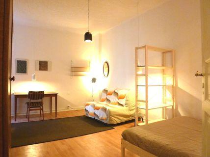 Großes Apartment nahe Virchow-Klinik