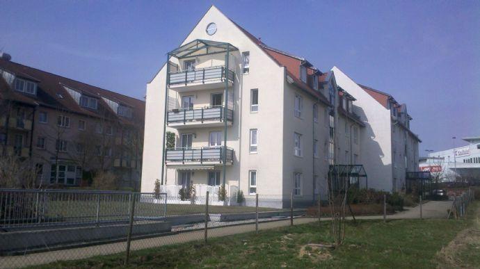 Gepflegte 2-Raum-Eigentumswohnung mit Balkon und Garage in Kamenz sucht Käufer