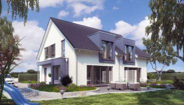 Zweifamilienhaus in Ebsdorfergrund  - Roßberg