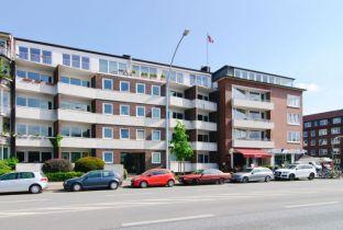 Erdgeschosswohnung in Hamburg  - Hohenfelde