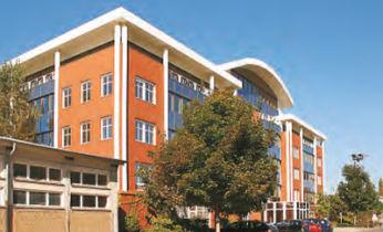 Bürozentrum in Magdeburg  - Neue Neustadt
