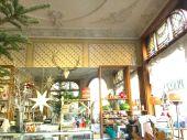 VERMIETET! Aussergewöhnliche Gewerbefläche, mit wunderschöner 4 Zimmer-Altbau-W...