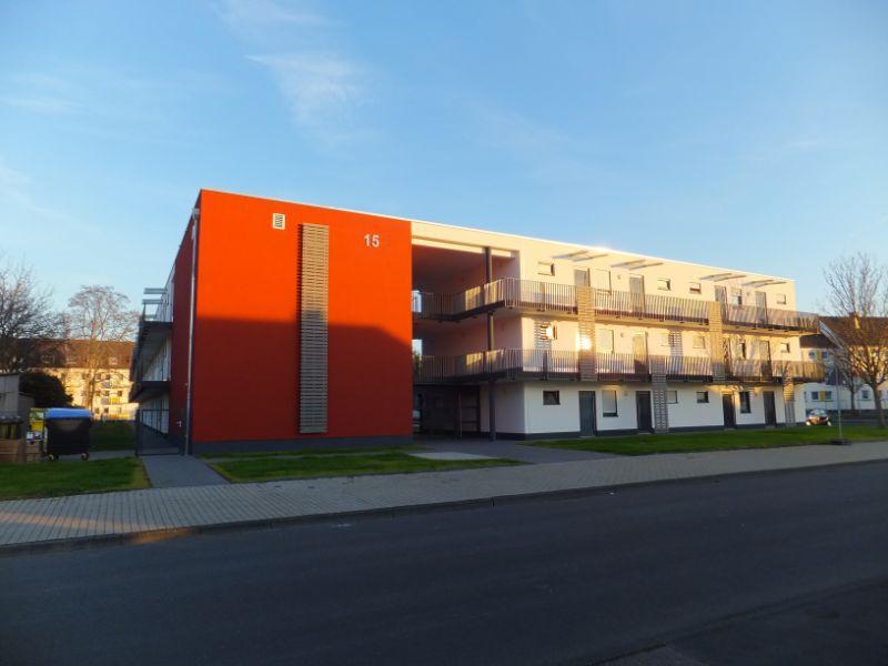 2 Zimmer-Neubauwohnung mit Balkon!