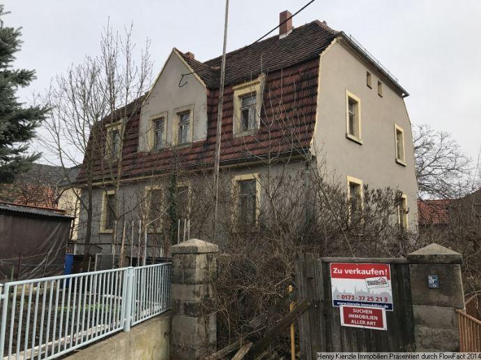 Charmantes Einfamilienhaus zum Sanieren in Zeithain bei Riesa
