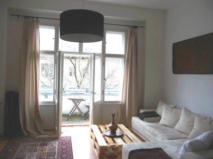 Große 1-Zimmer-Whg. nahe Fehrbelliner Platz