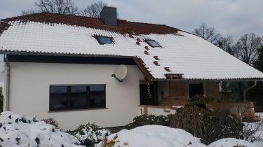 Einfamilienhaus in Hohenbocka