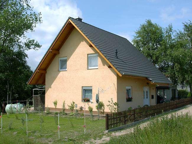 Einfamilienhaus in Massivbauweise