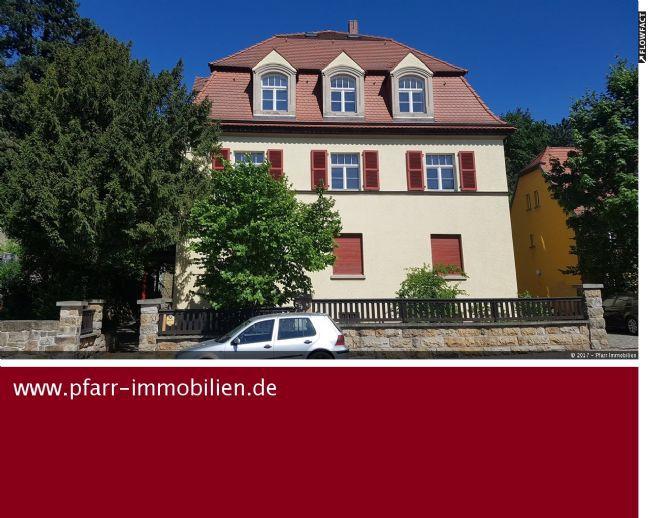Dresden - Loschwitz - Exklusive 5-Raumwohnung in einer Loschwitzer Villa!