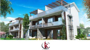 Doppelhaushälfte in Kusadasi