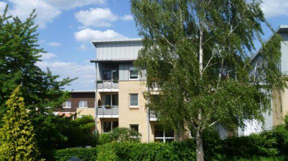 Barrierefreie / rollstuhlgerechte Seniorenwohnung mit Terrasse