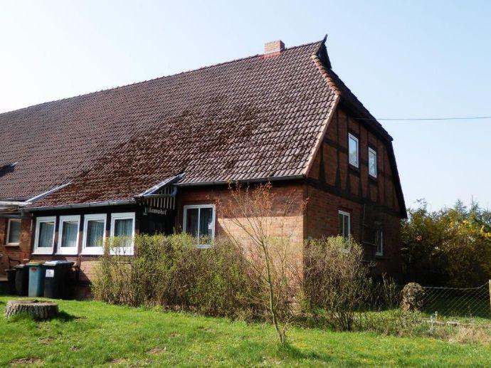 Denkmalgeschütztes Bauernhaus in Reimershagen